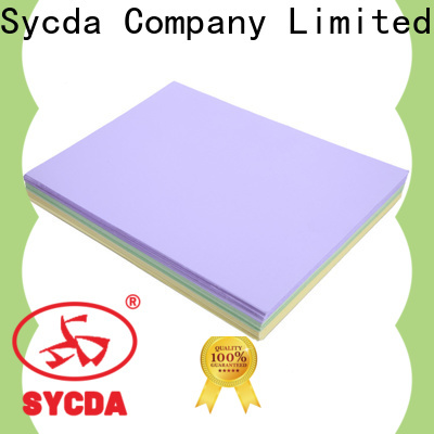 hot selling woodfree uncoated paper personalized for sale