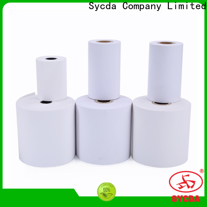 Sycda thermal rolls wholesale for lottery