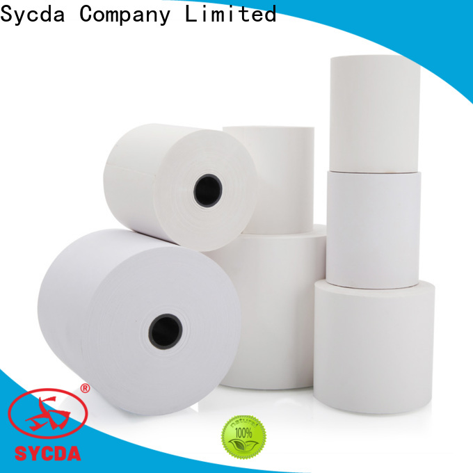 80mm cash register rolls personalized for movie ticket