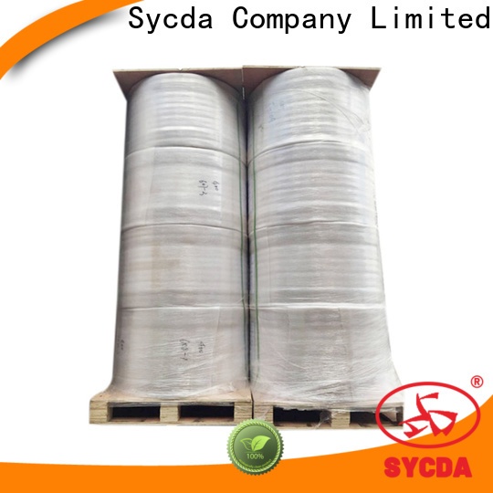 Sycda 57mm thermal paper rolls supplier for lottery