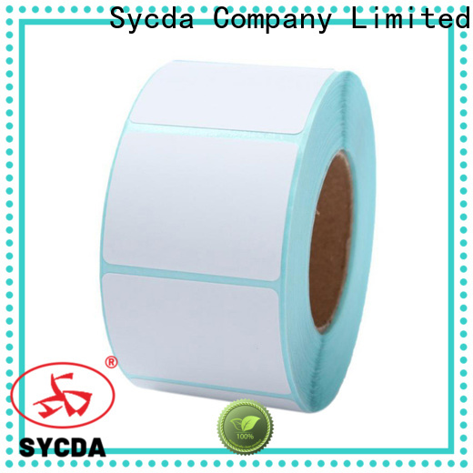 woodfree self adhesive labels with good price for supermarket