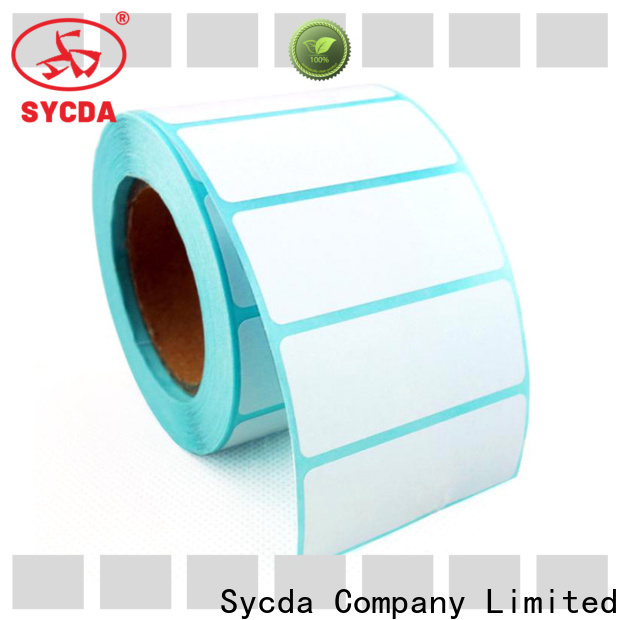 Sycda printed labels factory for hospital