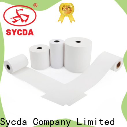 Sycda jumbo register rolls factory price for retailing system
