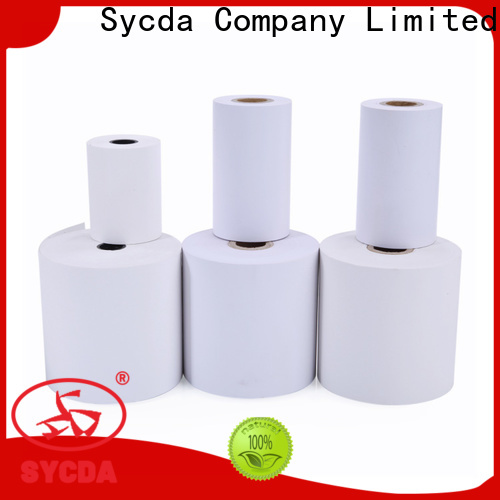 110mm printer rolls factory price for movie ticket