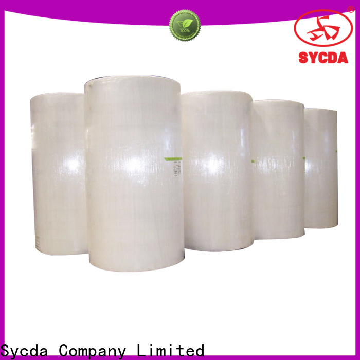 Sycda printed ncr paper series for hospital