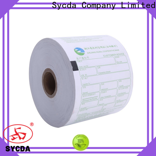 57mm thermal paper roll price factory price for fax