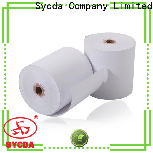 Sycda printer rolls wholesale for retailing system