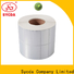 bright self adhesive paper factory for logistics