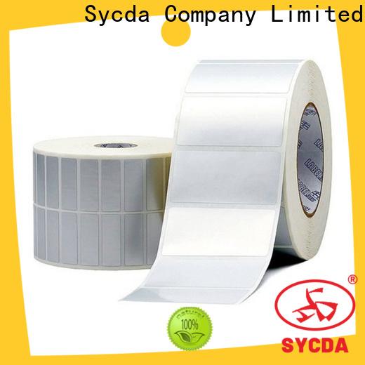 55mm printed labels design for supermarket