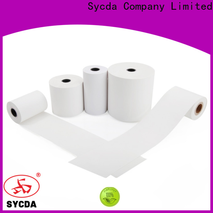 waterproof atm paper rolls wholesale for lottery