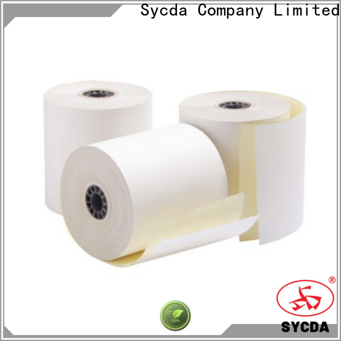 610mm860mm ncr carbonless paper series for supermarket