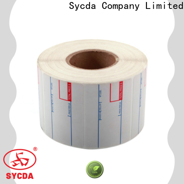 bright self adhesive labels factory for hospital