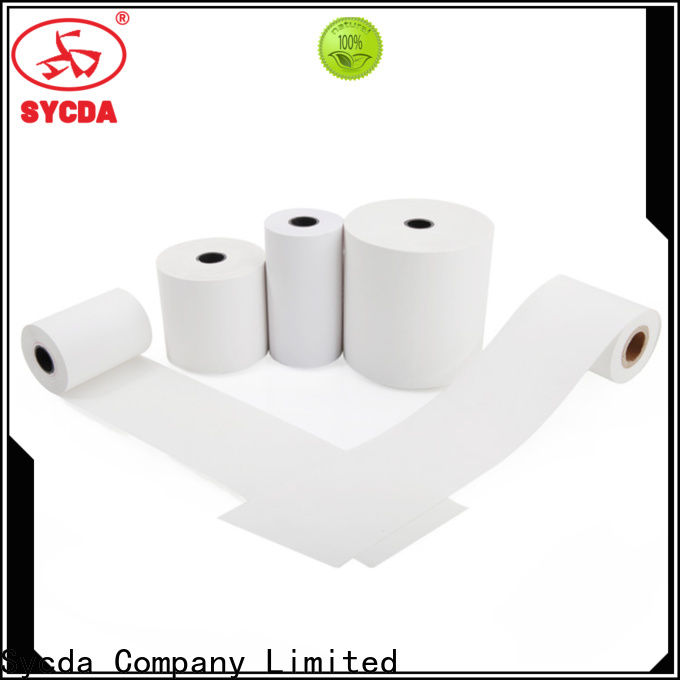 printed pos thermal paper wholesale for hospitals