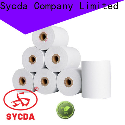 Sycda colorful carbonless copy paper from China for computer
