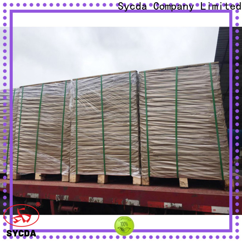 Sycda 4 plys ncr paper customized for supermarket