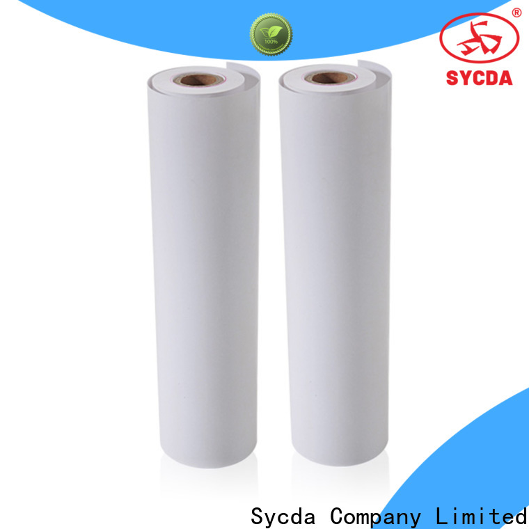 printed thermal paper supplier for logistics