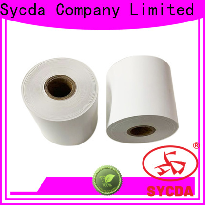 Sycda pos paper rolls wholesale for logistics