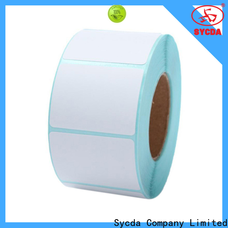 Sycda dyed roll labels atdiscount for hospital