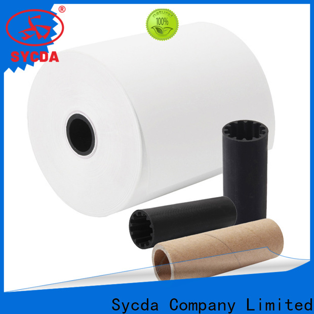 Sycda professional paper tube manufacturer for PVC film