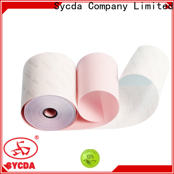 continuous ncr carbon paper customized for hospital