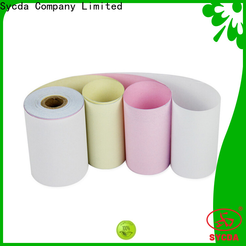 Sycda ncr carbon paper sheets for hospital